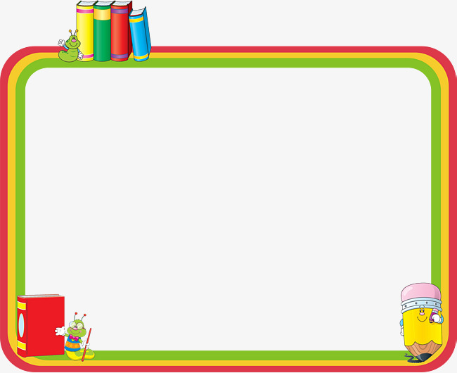 Book frame clipart 3 » Clipart Station.