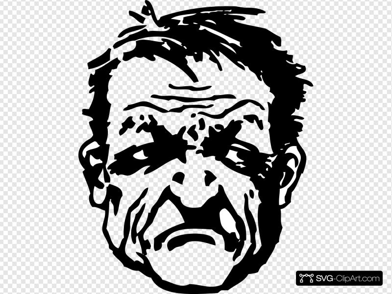 Tough Guy Clip art, Icon and SVG.