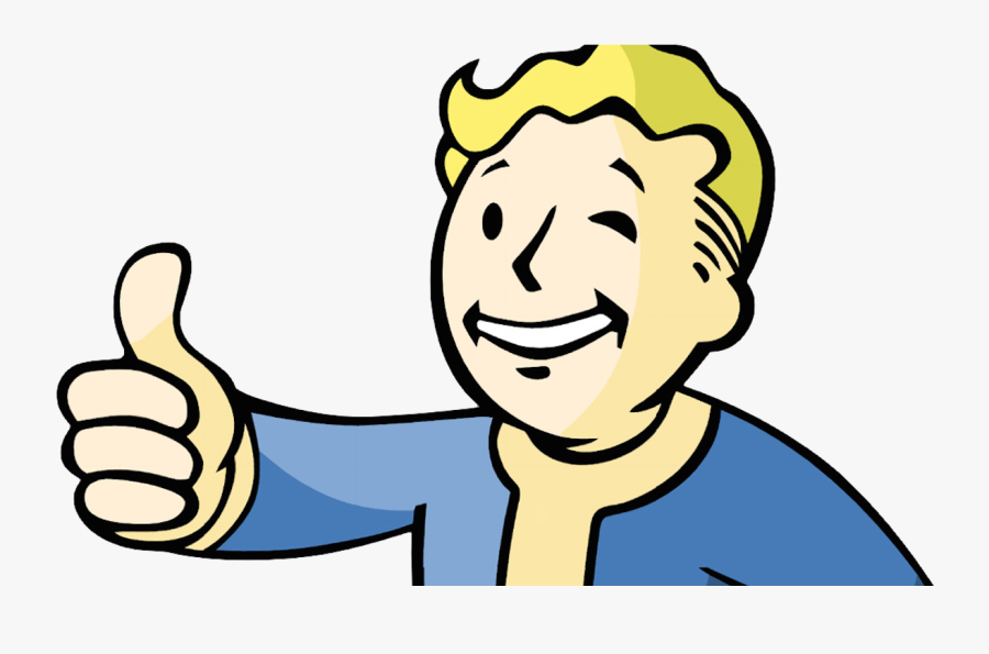 Fallout Clipart Guy.