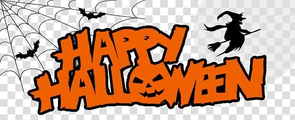Happy Halloween illustration, Happy Halloween Banner.