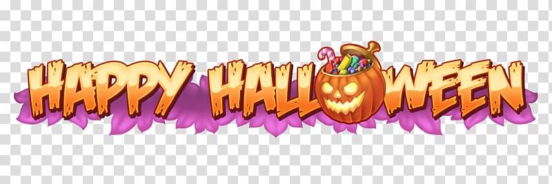 Happy Halloween Slot Banner , Halloween transparent.