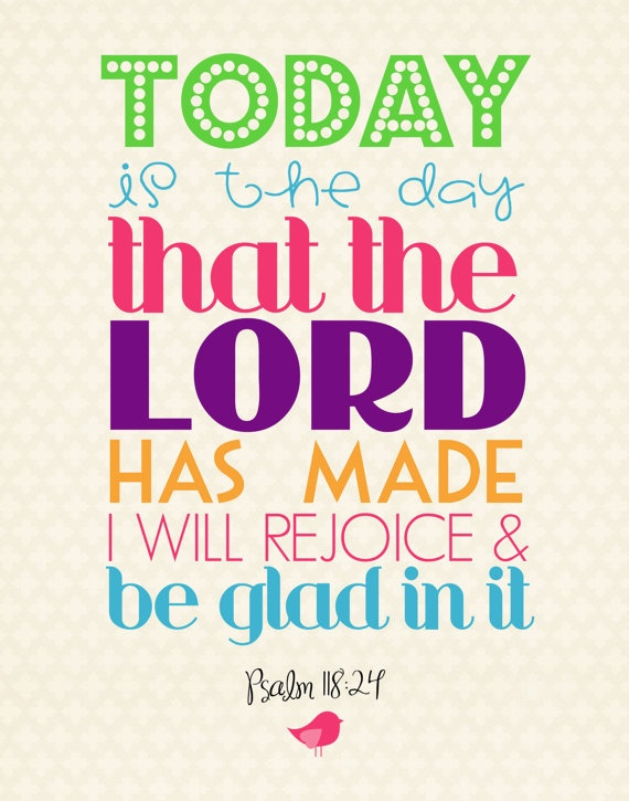 this is the day that the lord has made kjv clipart 20 free