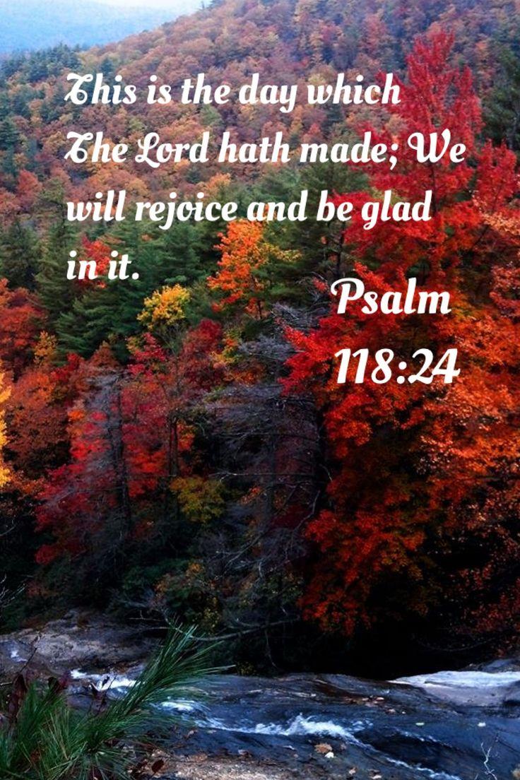 17 Best ideas about Psalm 118 on Pinterest.