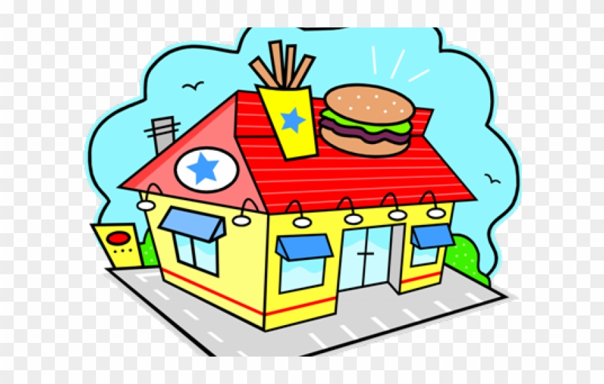 Place Clipart Restaurant.