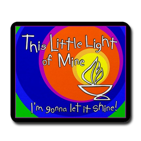 This Little Light Of Mine Clipart.