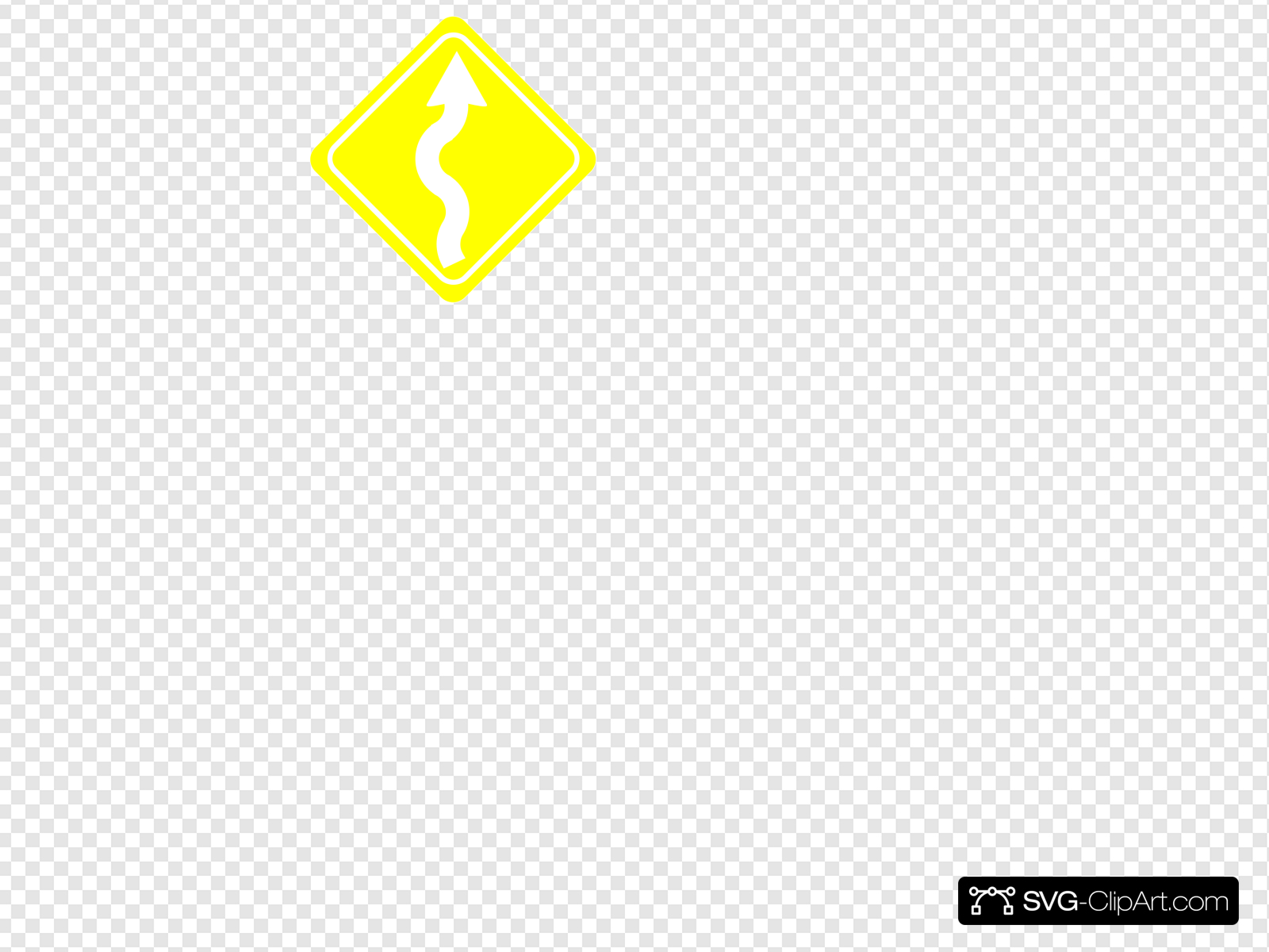 This Way Up Yellow Clip art, Icon and SVG.
