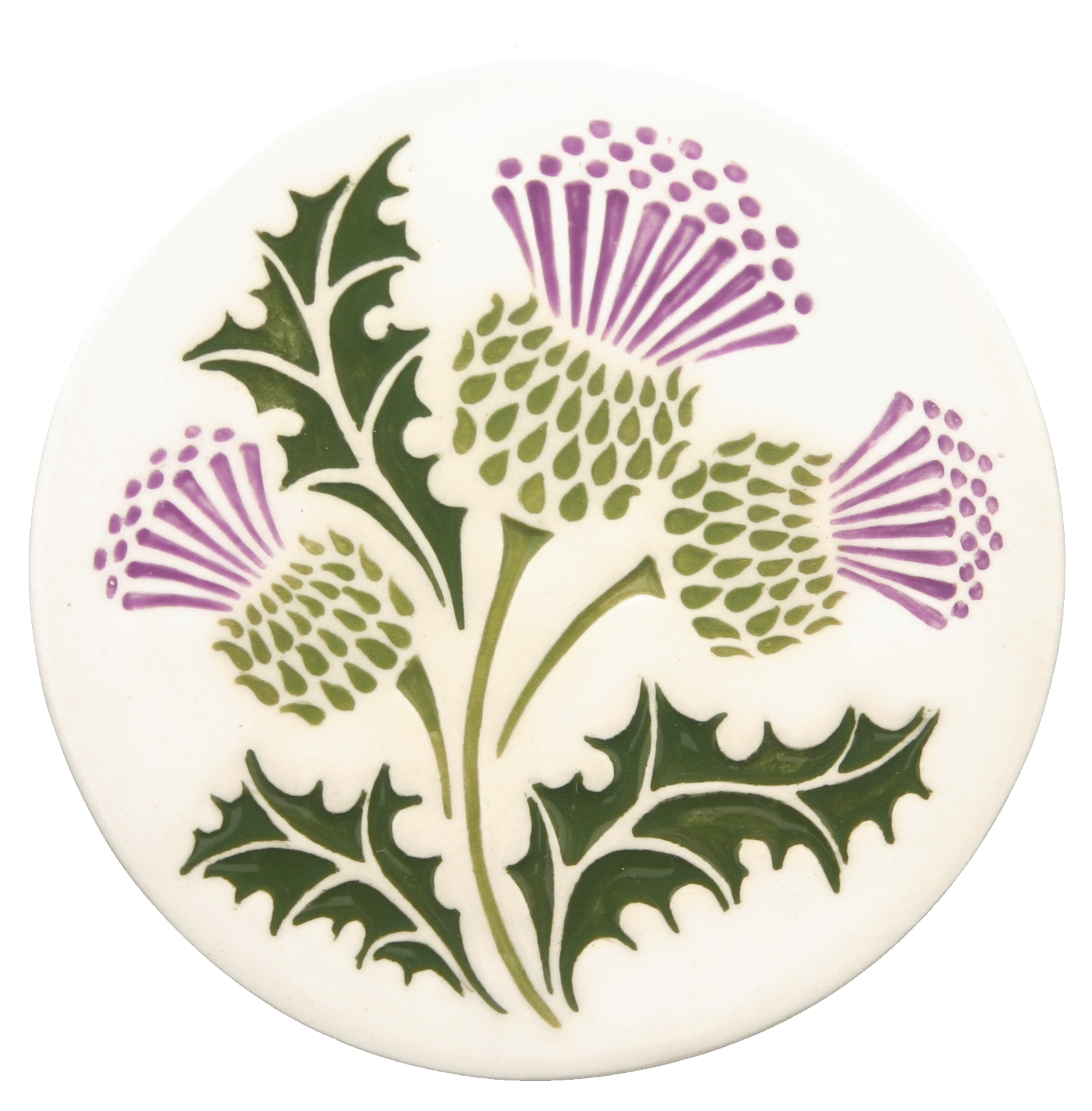 Thistle clipart #6