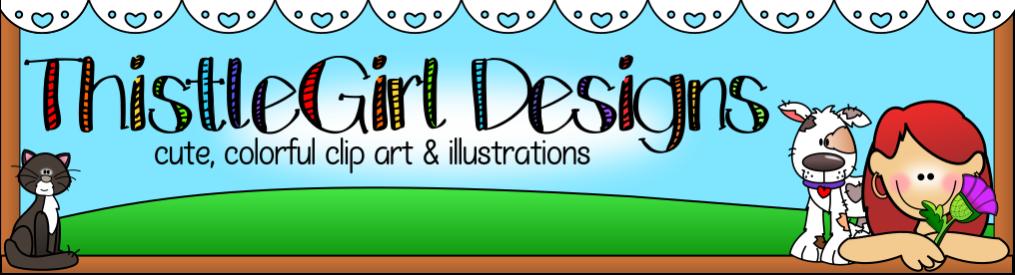 ThistleGirl Designs.