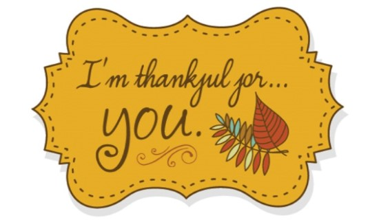530 Thankful free clipart.