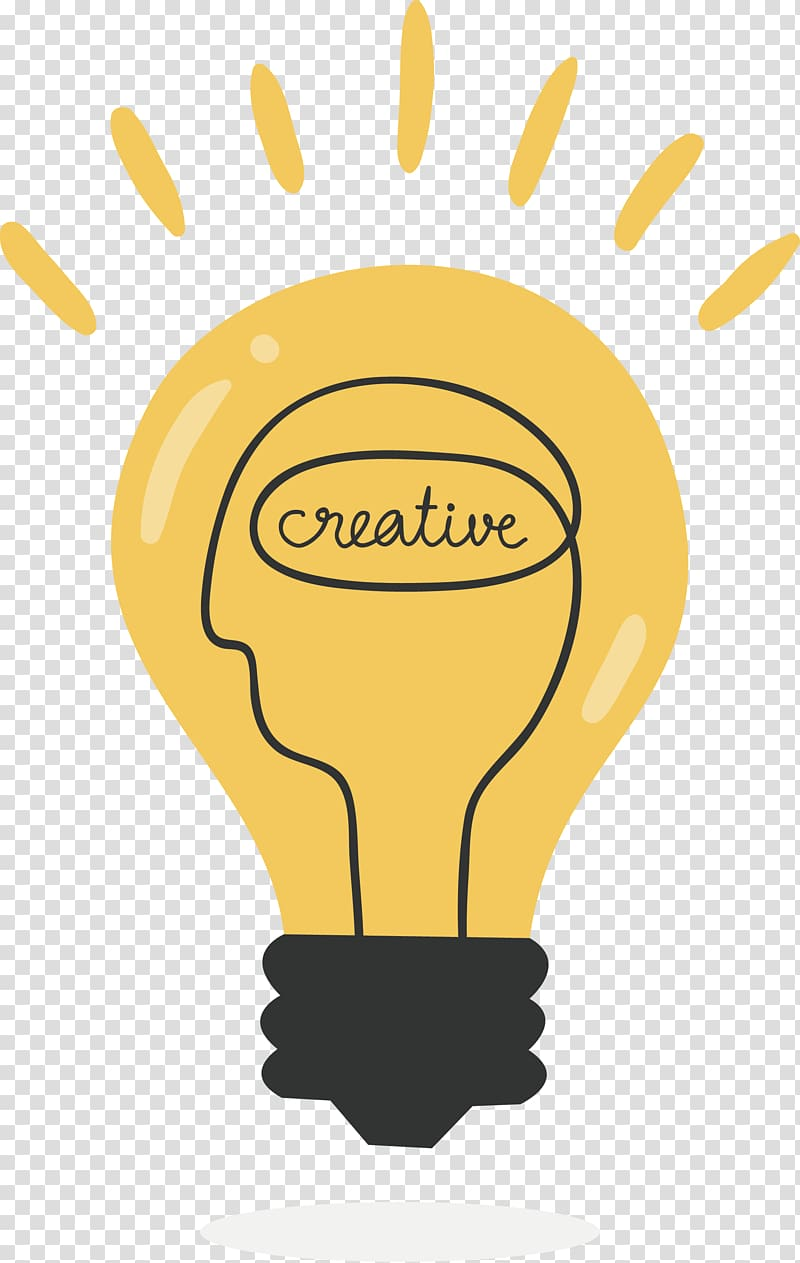 Incandescent light bulb Creativity Business Information.