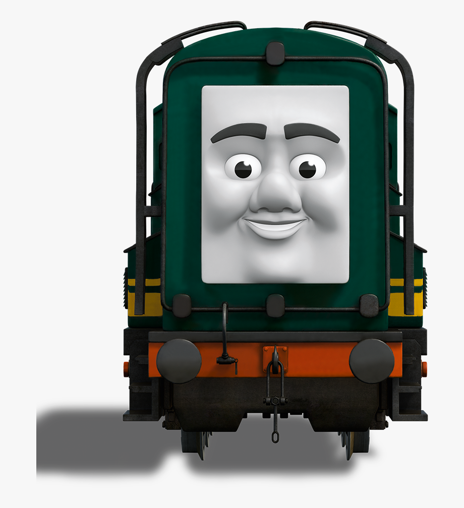 Thomas Clipart Train Head.