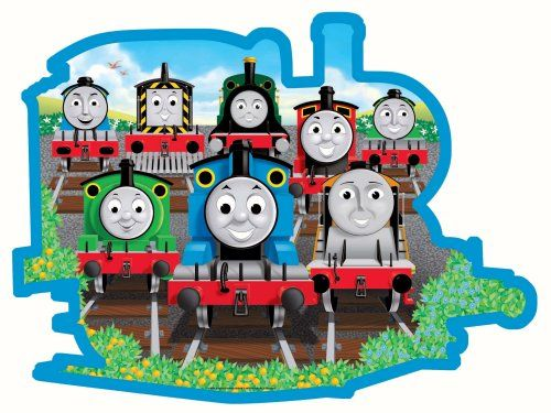 Free Thomas tank engine Clip.