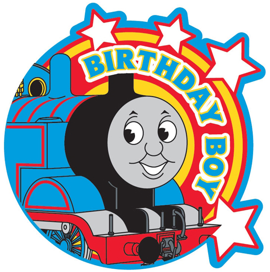 Thomas And Friends Clip Art free image.