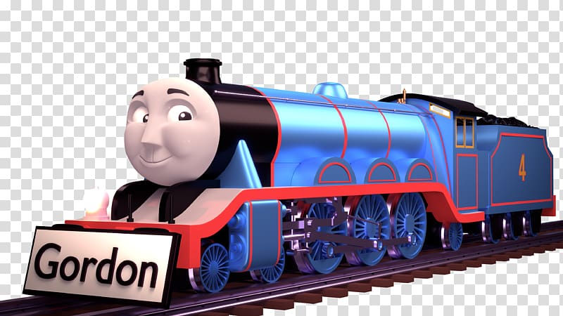 Gordon Thomas & Friends Edward the Blue Engine Train, train.