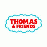 Thomas & Friends Logo PNG images, EPS.