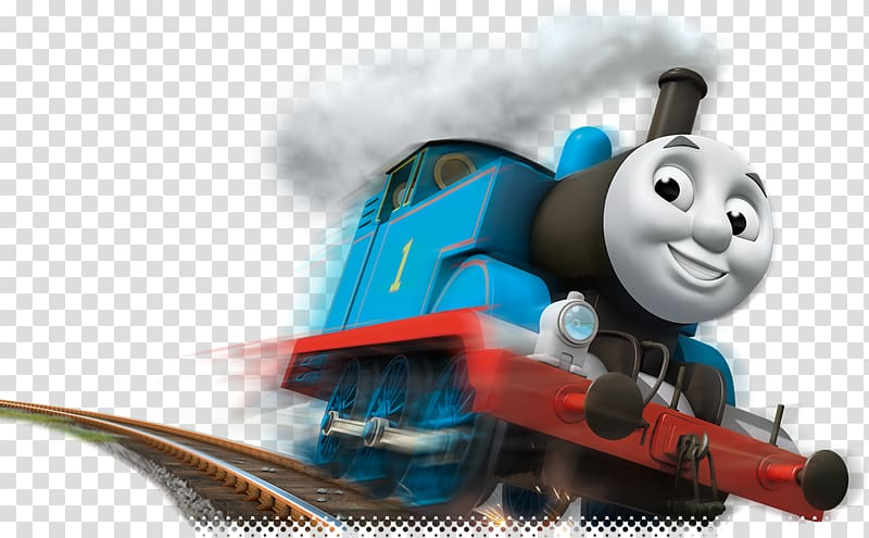 Thomas the train illustration, Thomas & Friends: Race On.