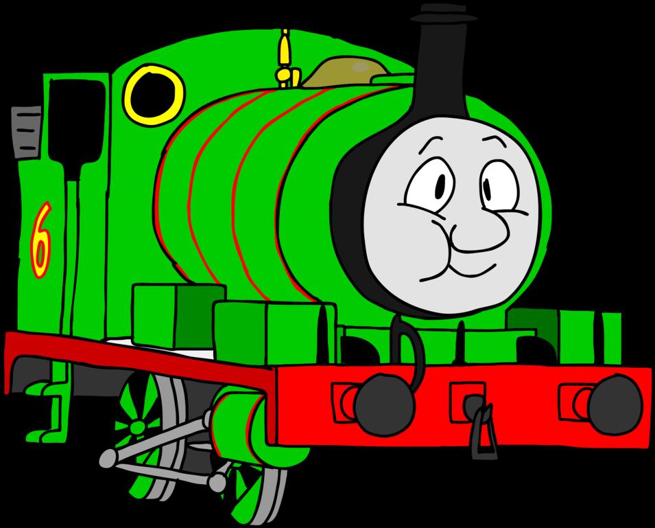Thomas The Tank Engine Clipart Railway Engine.