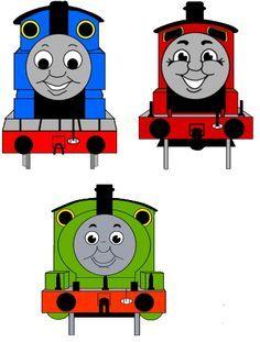 Free Thomas The Train Clipart at GetDrawings.com.