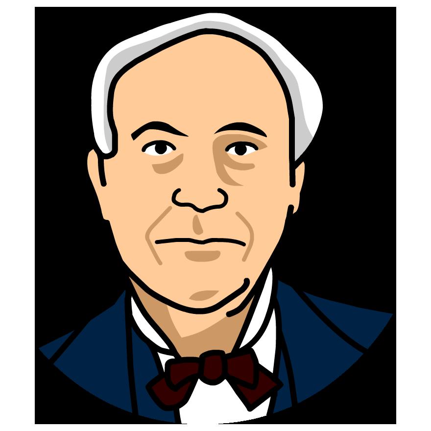Time Zone X: Thomas Edison.