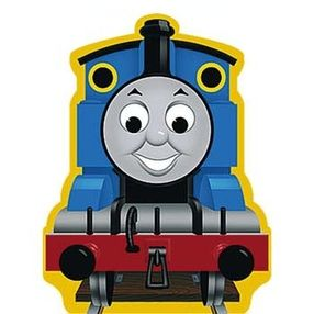 Thomas e seus amigos.