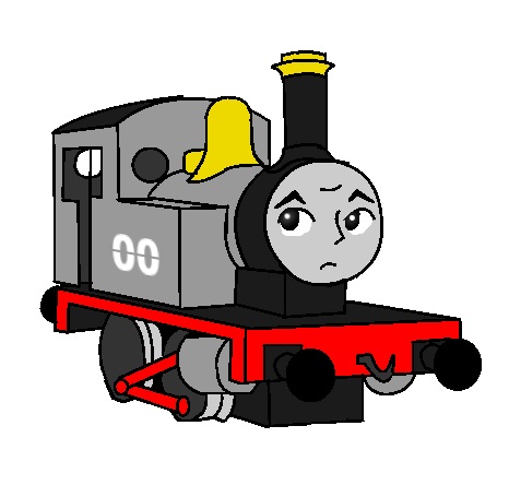 Zero the steel foundry engine by mechatrain150 on DeviantArt.