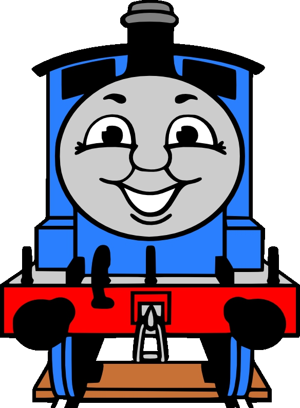 Thomas The Train Clipart thomas the train clip art clipartsco.