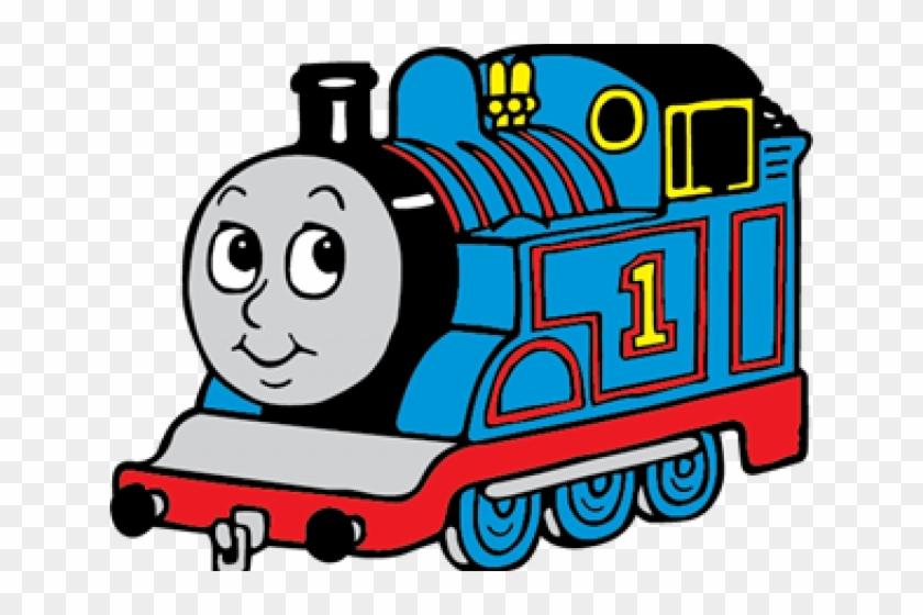 Thomas The Tank Engine Clipart Transparent.
