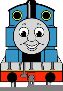 Thomas The Tank Engine And Friends Clipart.