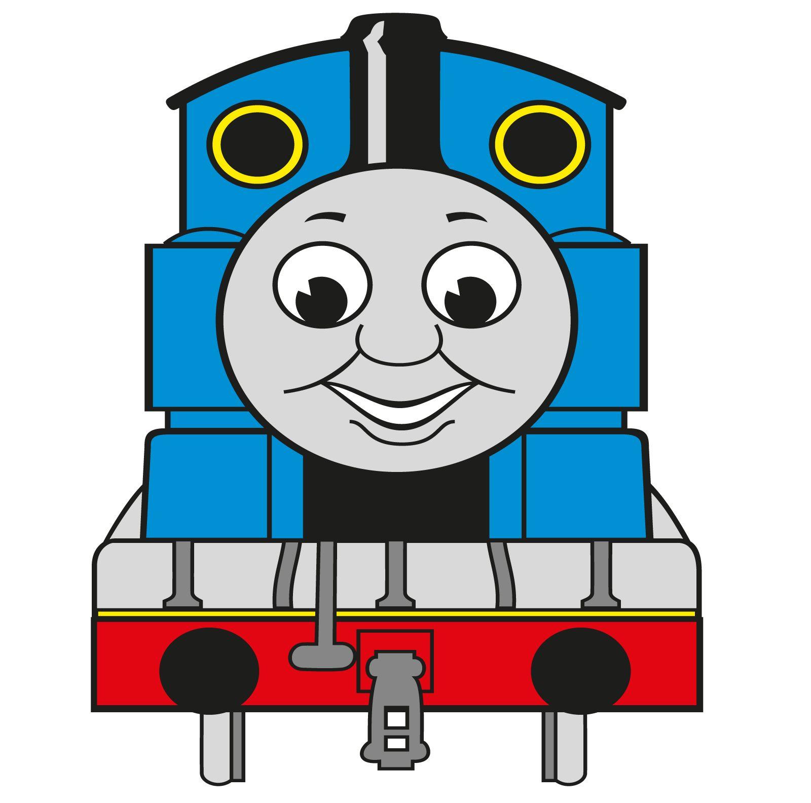 Thomas The Tank Engine Wall Stickers.
