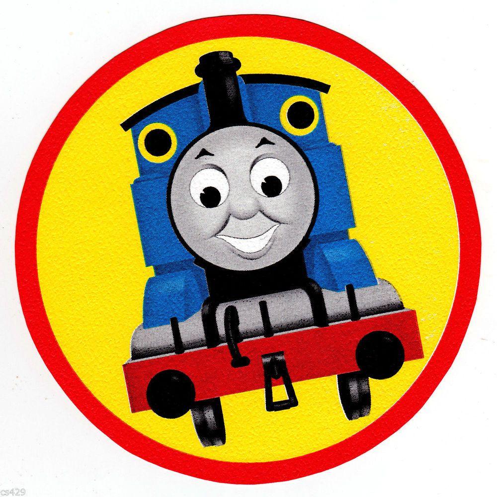 Thomas The Train Clip Art Thomas the train border clip.