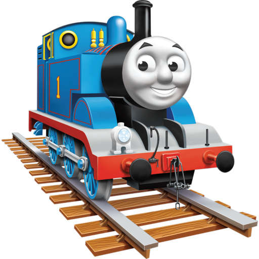Thomas The Train Clipart Png.