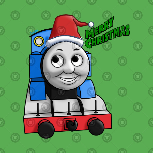 Thomas Christmas Wishes.