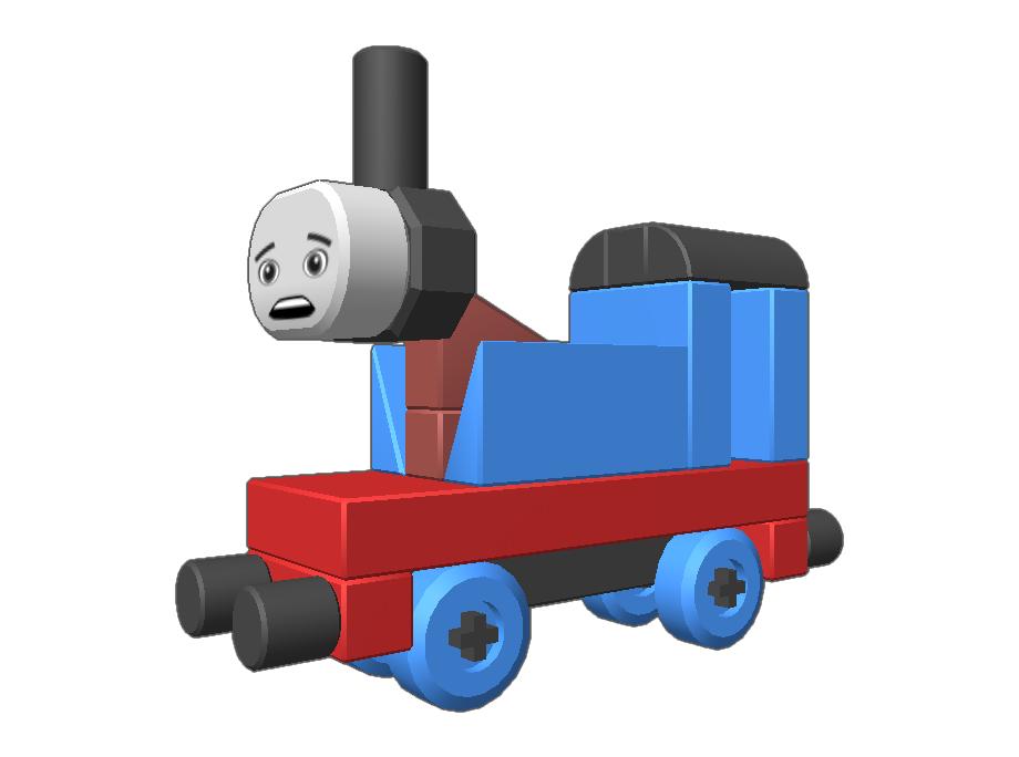 Wheel Clipart Thomas Train.