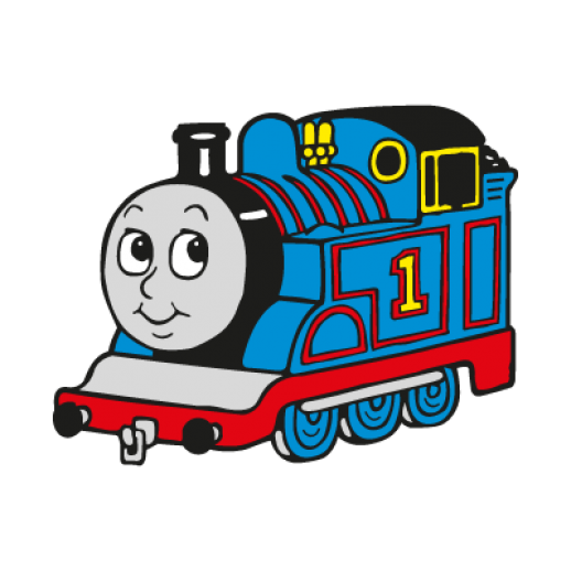 Thomas Percy Train Clip art.