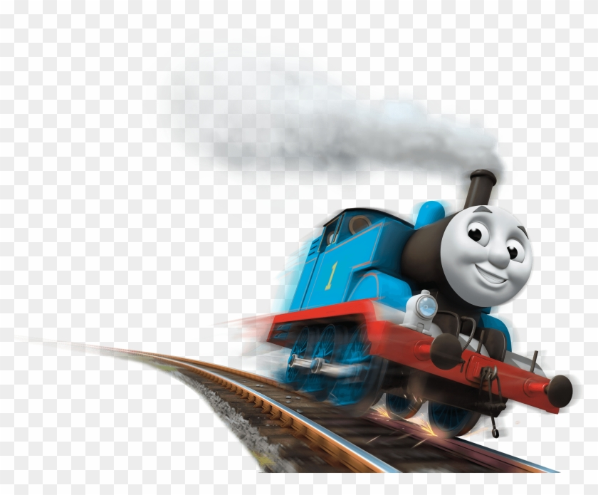 Thomas The Train Png, Transparent Png (#1161374).