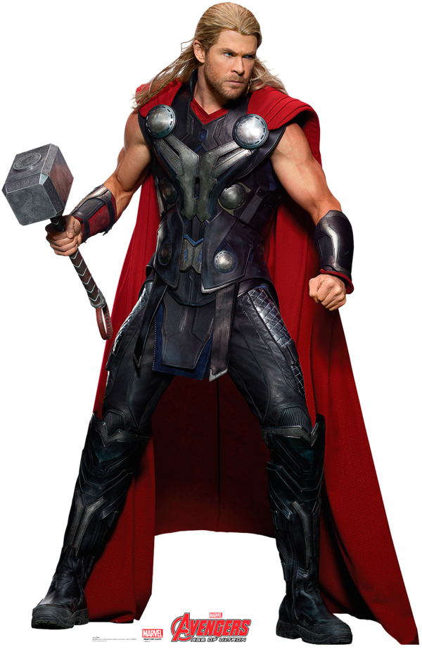 Thor Avengers: Age of Ultron Chris Hemsworth Marvel.