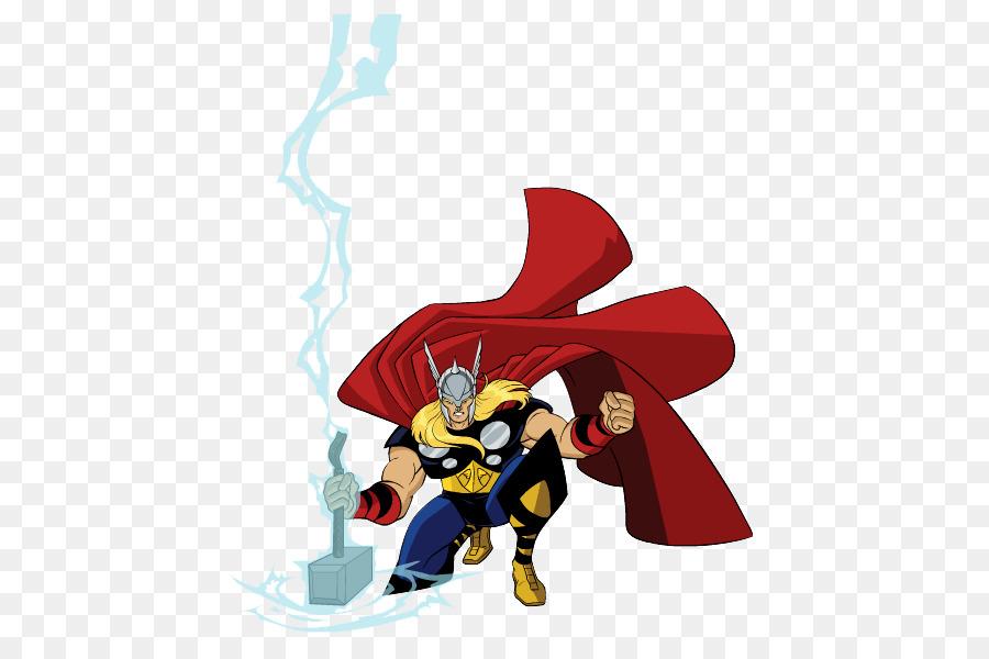 101+ Thor Clipart.
