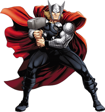 Download THOR Free PNG transparent image and clipart.