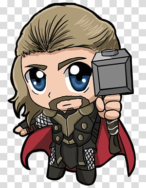 Thor PNG clipart images free download.