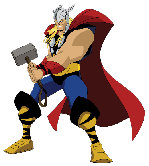 Free Thor Cartoon Cliparts, Download Free Clip Art, Free.
