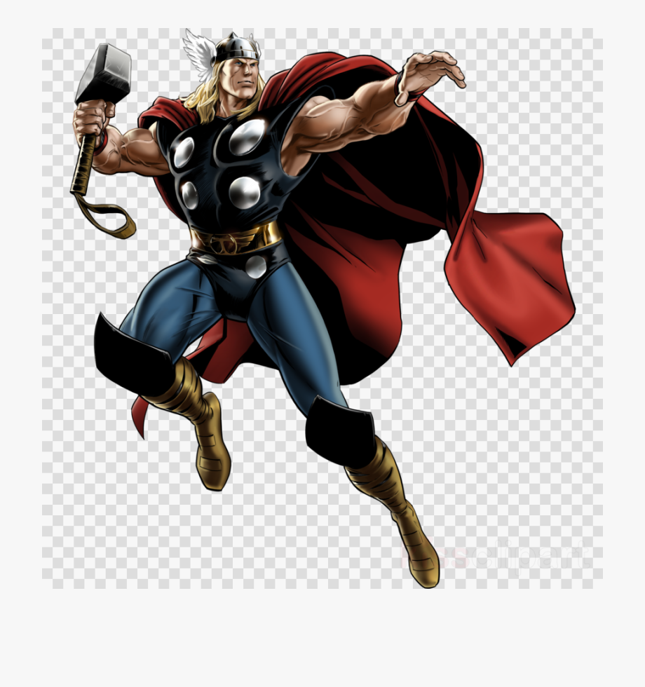Thor Marvel Comics Clipart Thor The Avengers Iron Man.