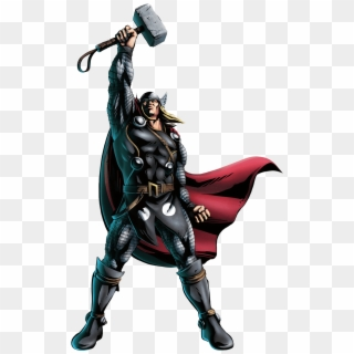 Free Thor Comic PNG Images.