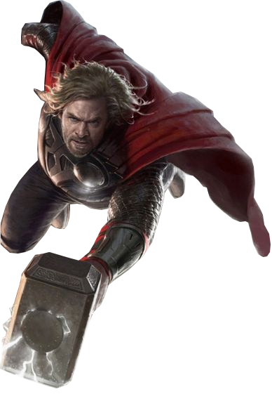 Thor PNG Transparent Images.