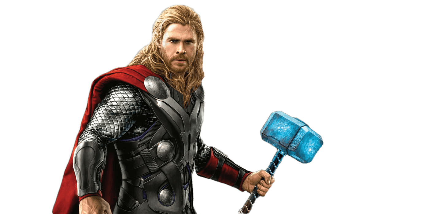 Thor Best queality PNG photo.