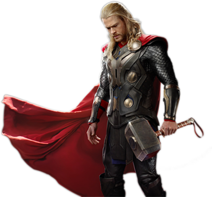 Download Thor PNG.