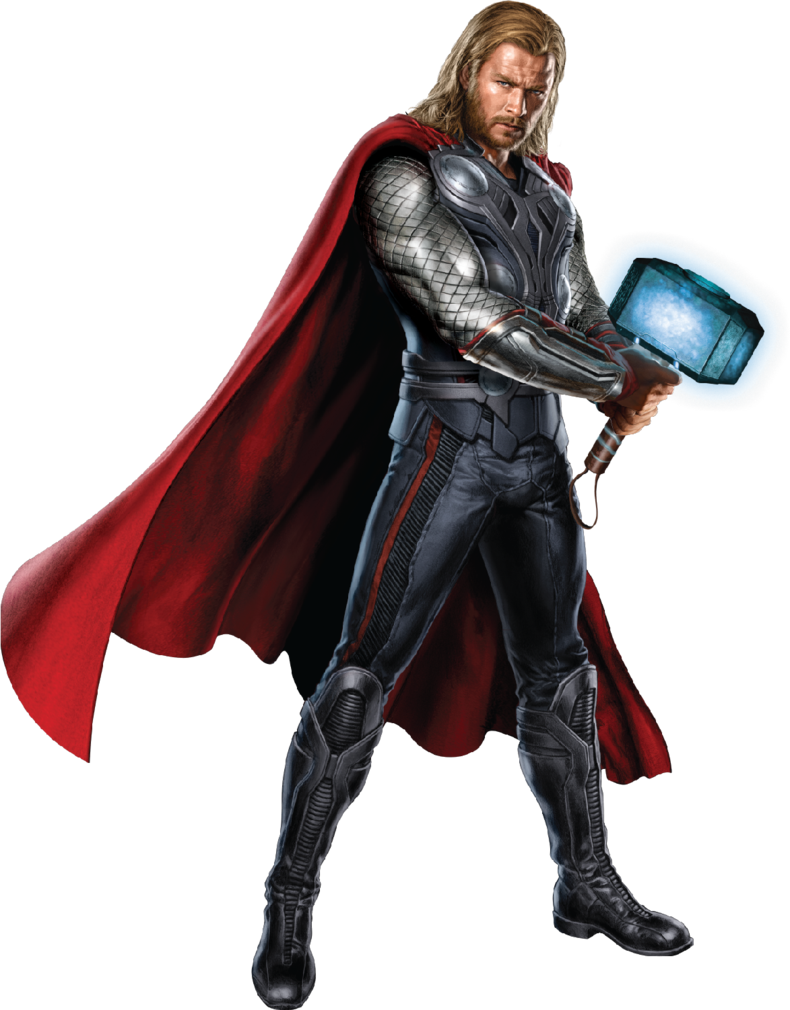 Thor PNG Images Transparent Free Download.
