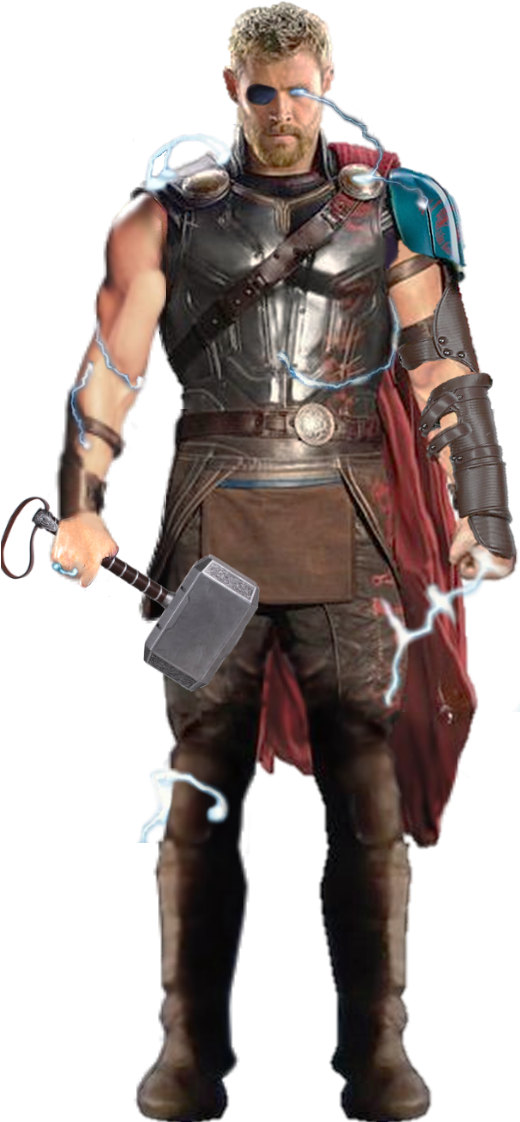 Free Download Mjolnir Thor Ragnarok Clipart Chris Hemsworth.