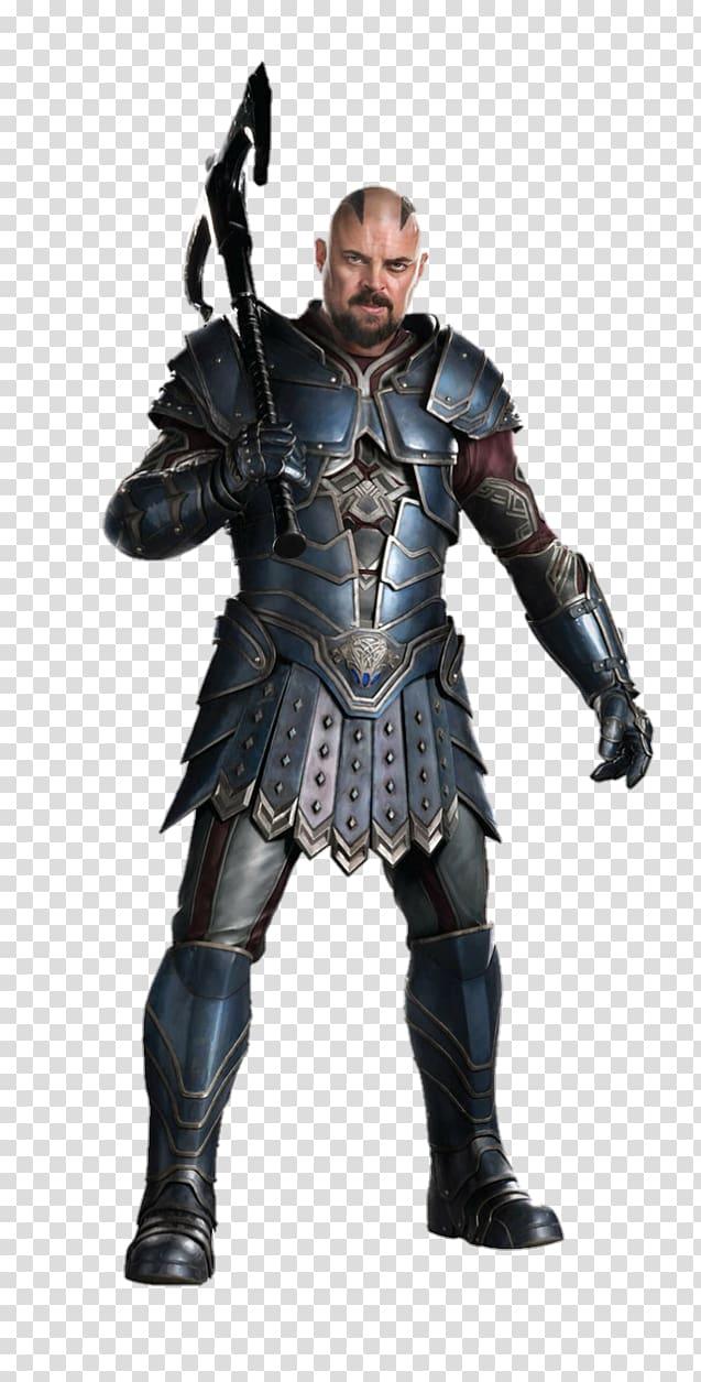 Karl Urban Thor: Ragnarok Executioner Hela, Executioner.