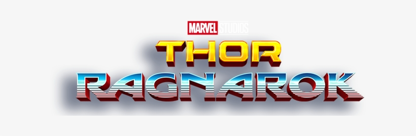 Download Free png Thor Ragnarok Logo Png Clipart Black And.