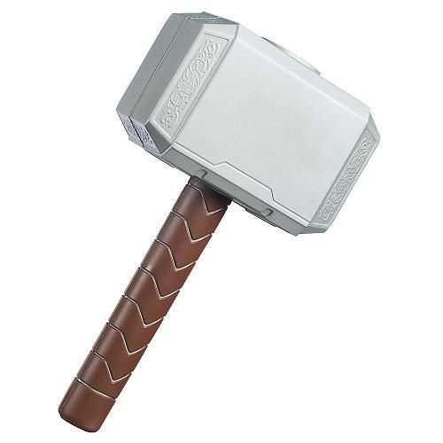 The Avengers\' Toys: Hammer of Thor from Toys R Us..